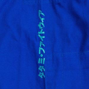 tatami bjj gi estilo black label blue blue 13