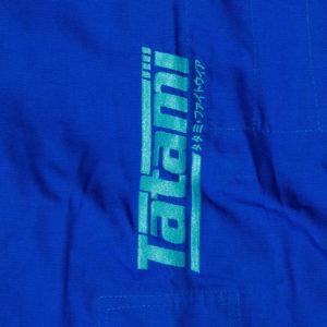 tatami bjj gi estilo black label blue blue 14
