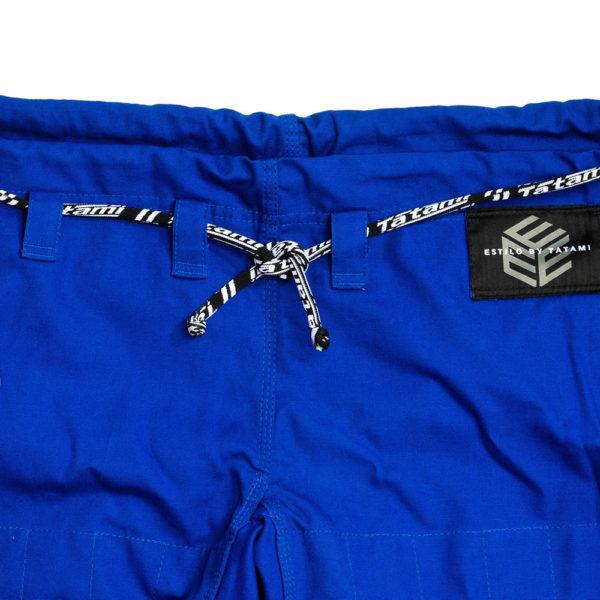 tatami bjj gi estilo black label blue blue 15