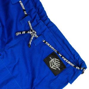 tatami bjj gi estilo black label blue blue 16