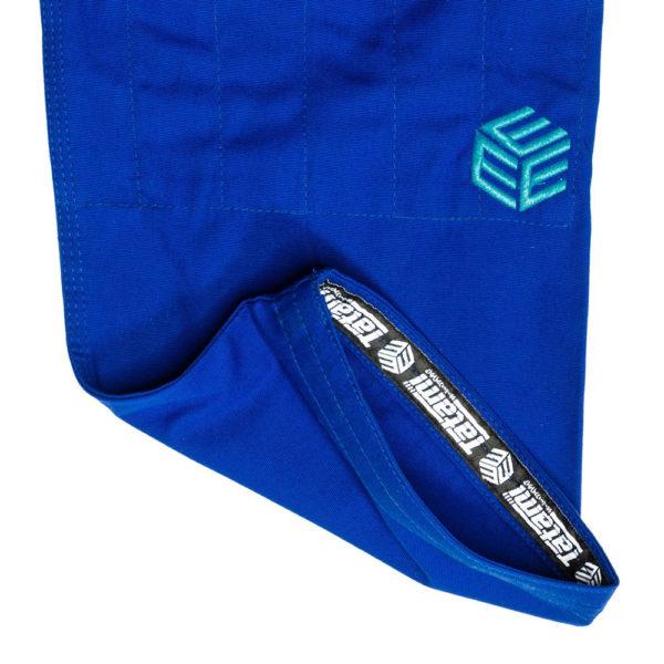 tatami bjj gi estilo black label blue blue 18