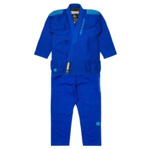 tatami bjj gi estilo black label blue blue 19