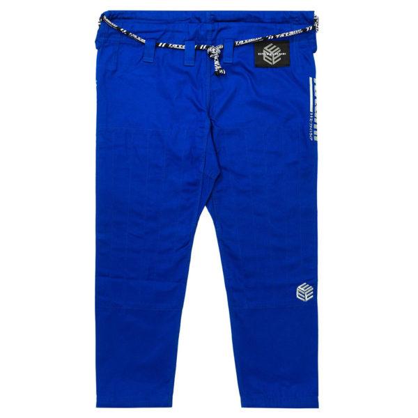 tatami bjj gi estilo black label blue grey 13