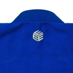 tatami bjj gi estilo black label blue grey 6
