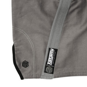 tatami bjj gi estilo black label grey black 11