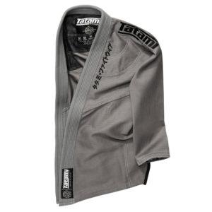 tatami bjj gi estilo black label grey black 4