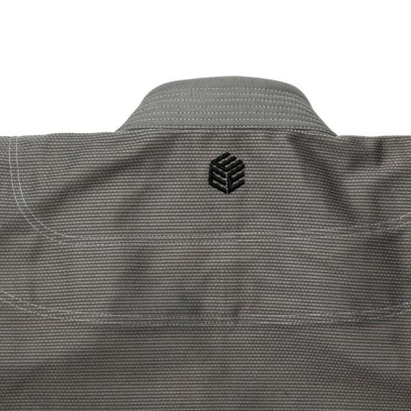 tatami bjj gi estilo black label grey black 6