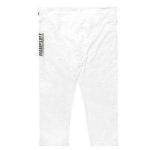 tatami bjj gi estilo black label white grey 13