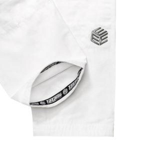 tatami bjj gi estilo black label white grey 17