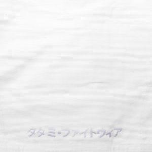 tatami bjj gi estilo black label white grey 6