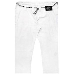 tatami bjj gi estilo black label white white 12