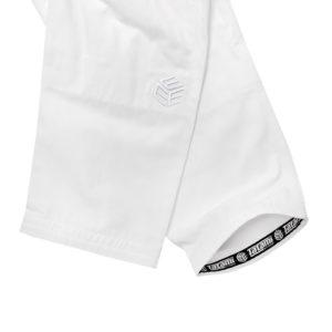 tatami bjj gi estilo black label white white 16