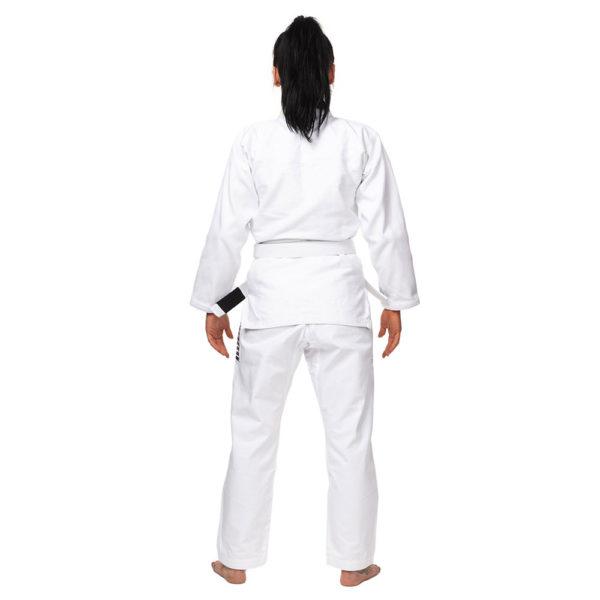 tatami bjj gi ladies estilo black label white grey 5
