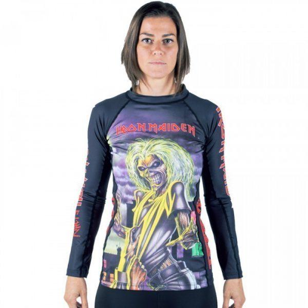 Tatami x Iron Maiden Ladies Rashguard Killers