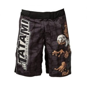 Tatami Shorts Thinker Monkey