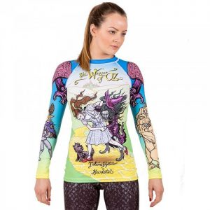 Tatami Ladies Rashguard Whizzer Of Oz