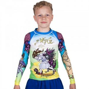Tatami Rashguard Kids Whizzer Of Oz