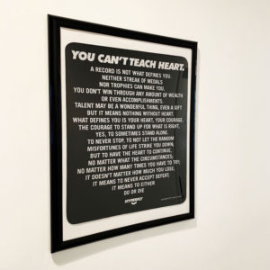 ycth mantra poster patch black 2